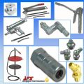 Grease Guns & Accessories, Nipples, Hose & Fittings for Lubrication Systems